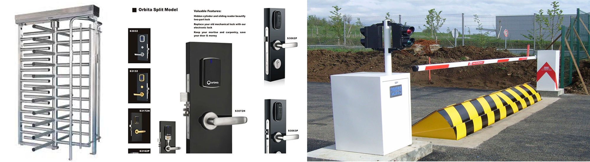 Entry and Access Control Systems