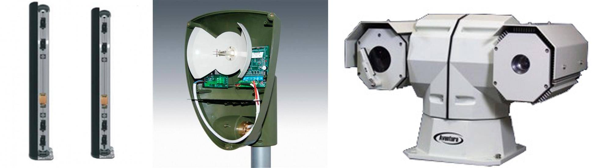 Hightech Monitoring Equipment